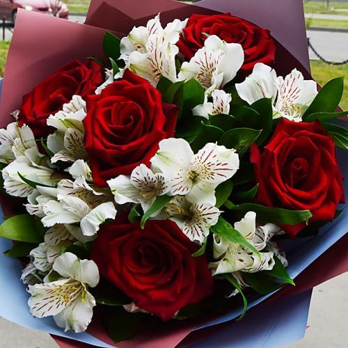 Доставка цветов оса пермский край, садовые